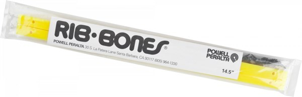 Rib Bones Rails Yellow