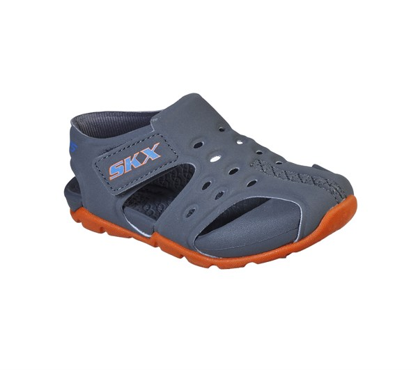 Skechers Side Wave Çocuk Sandalet