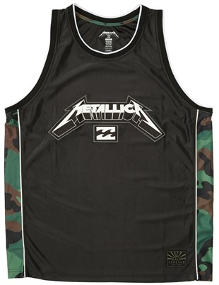 Billabong Metallica Ai Erkek T-shirt