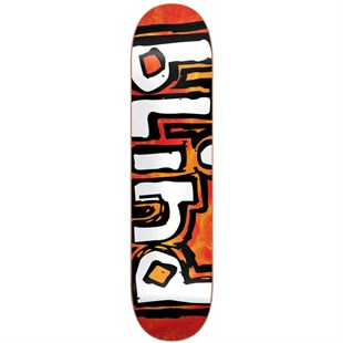Blind 8,125 Trippy OG RHM Orange Deck Kaykay Tahtası