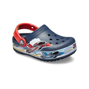 Crocs Çocuk FL Jets Band Lights Clg K