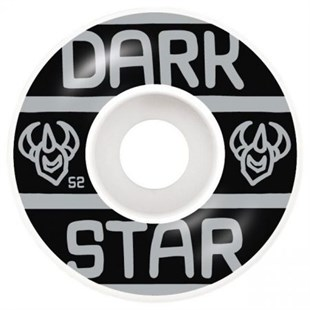Darkstar 52 mm Block Silver Tekerlek Seti