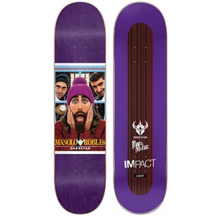 Darkstar 8,125 Home Alone Impact Light Robles Deck Kaykay Tahtası