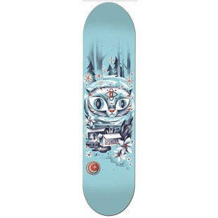 Foundation 8,375 Spencer Wood Wraith Deck Kaykay Tahtası