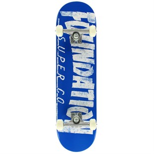 Foundation Thrasher Blue Complete 8.0