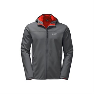 Jack Wolfskin Softshell Northern Point Erkek Outdoor Mont