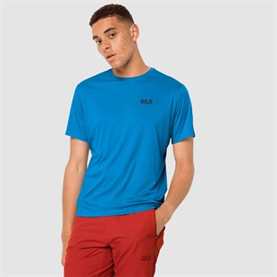 Jack Wolfskin Tech Erkek Outdoor T-shirt
