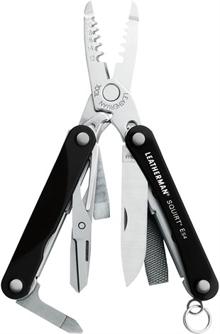 Leatherman Squirt PS4 Keychain Multi-Tool Pense