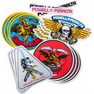 Powell Peralta Assorted Stickers