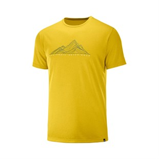 Salomon Agile Graphic Erkek T-shirt