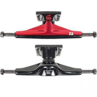 Tensor 5,5 Alum Lo Split Red Black Truck