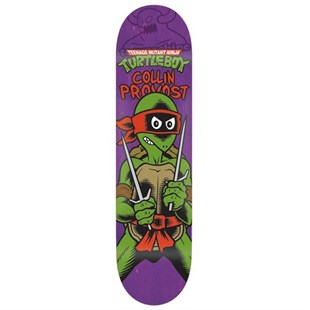 Toy Machine 8,25 Provost Ninja Turtle Boy Deck Kaykay Tahtası