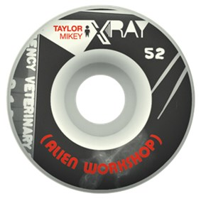 Alien Workshop Xray Taylor Tekerlek Seti 52 mm