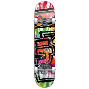 Blind Heady Tie Dye Multi Complete 7,7