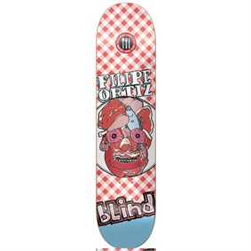 Blind 8,25 You Are What You Eat R8 Ortiz Deck Kaykay Tahtası