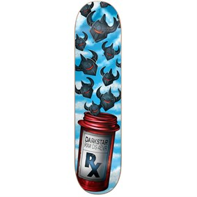 Darkstar 4EVR HYB Light Blue Deck Kaykay Tahtası 8,25