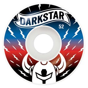 Darkstar 52 mm Axis Blue Red Tekerlek Seti