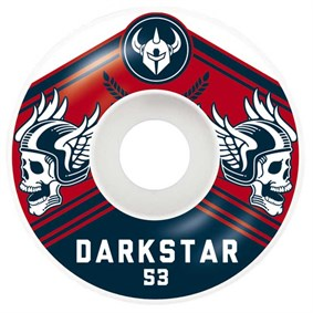 Darkstar 53 mm Ale Navy Red Tekerlek Seti