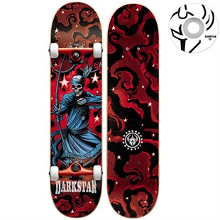 Darkstar 7,625 Stardust Premium Red Komple Kaykay
