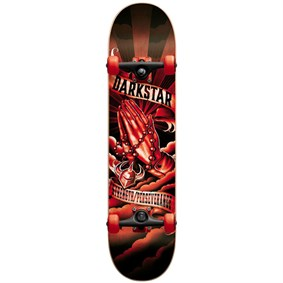 Darkstar 8,0 Salvation Premium Red Komple Kaykay