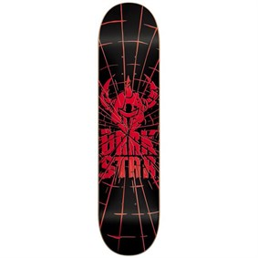 Darkstar 8,0 Shattered SL Red Deck Kaykay Tahtası