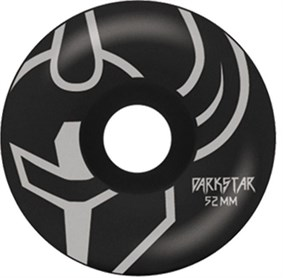 Darkstar Outline Price Knight Black Tekerlek Seti 52 mm