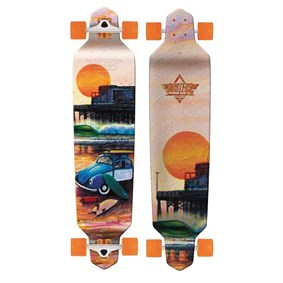 Dusters Shorebreak Longboard Multi 41