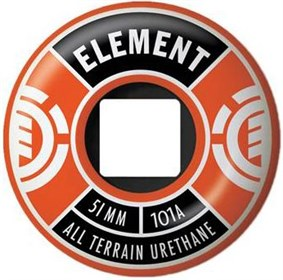 Element DIVIDED ORANGE Seti 51 mm
