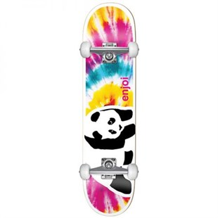 Enjoi 8,0 Negative Space Tie Dye Komple Kaykay