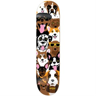 Enjoi 8,375 Dog Collage R7 Deck Kaykay Tahtası