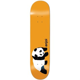 Enjoi Original Panda Orange Kaykay Tahtası 8.0