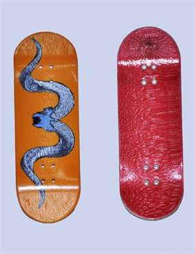EPID DESERT AND DEATH #1 FINGERBOARD TAHTASI