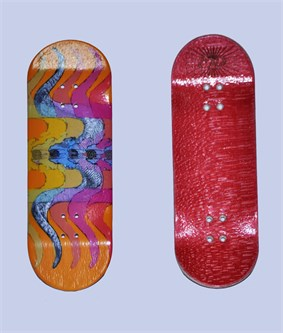 EPID DESERT AND DEATH #2 FINGERBOARD TAHTASI