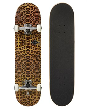 GLOBE FULL ON LEOPARD 7.75