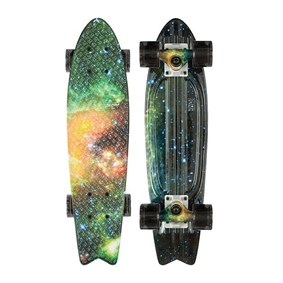 GLOBE GRAPHIC BANTAM GALAXY