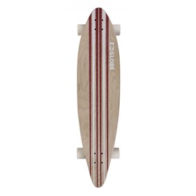 GLOBE PINNER LONGBOARD 41,25 WHITE RED