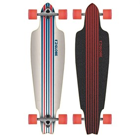 GLOBE PROWLER CRUISER 38,5  WHITE BLUE RED