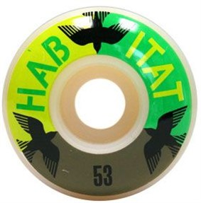 Habitat Avian Eclipse Tekerlek Seti 53 mm