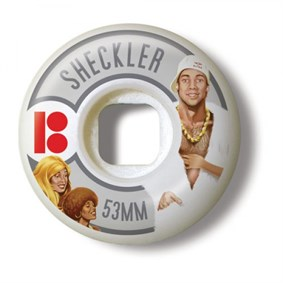 Plan B 53mm Sheckler Clips Tekerlek