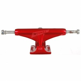 Tensor Alum Regular Colored Red Truck 5.25