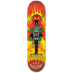 Toy Machine 8,125 Provost Hell Ride Deck Kaykay Tahtası