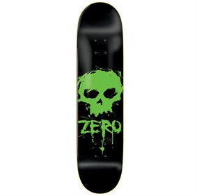 Zero 8,0 Blood Skull SL Green Black Deck Kaykay Tahtası